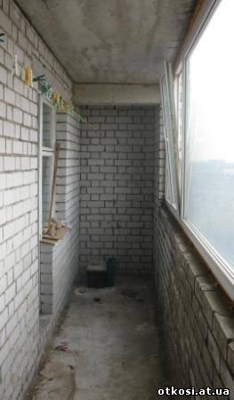 Обшивка балкона фото